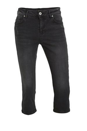 jeans-capri used black