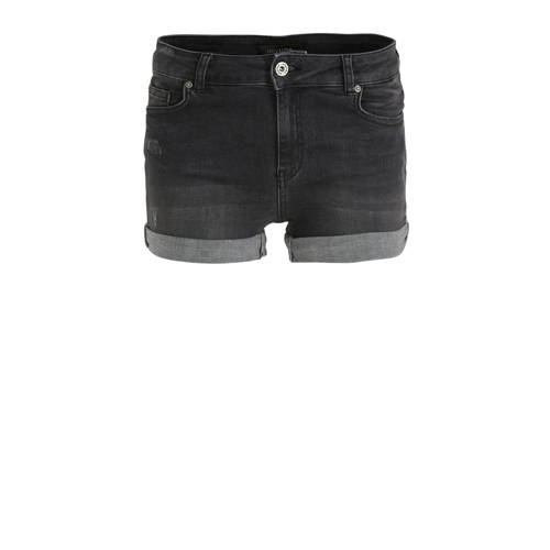 anytime jeans-shorts black used