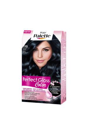 Perfect Gloss haarkleuring - 110 Gloss haarkleuring -y Zwart