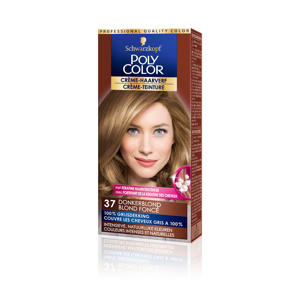 Poly Color Creme haarkleuring - 37 Donkerblond