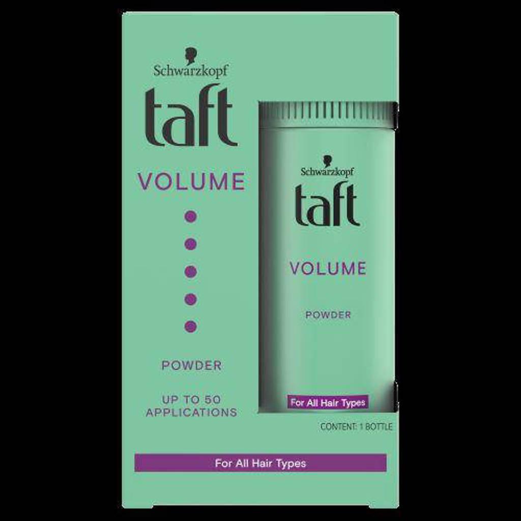 Schwarzkopf Taft Styling Volume Powder - 6x 10gr multiverpakking