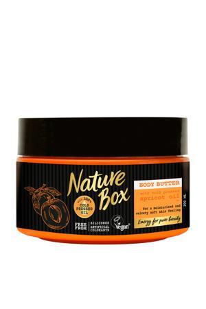 Apricot oil bodybutter - 200 ml