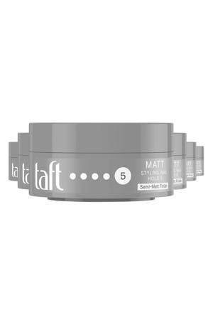 Styling Matt Wax - 6x 75ml multiverpakking