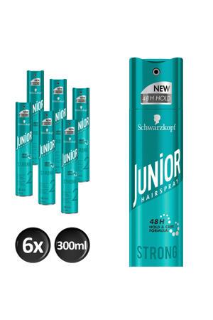 Hairspray Strong - 6x 300 ml multiverpakking