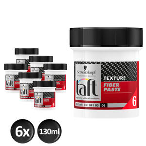 Styling Texture Fibre Paste - 6x 130ml multiverpakking