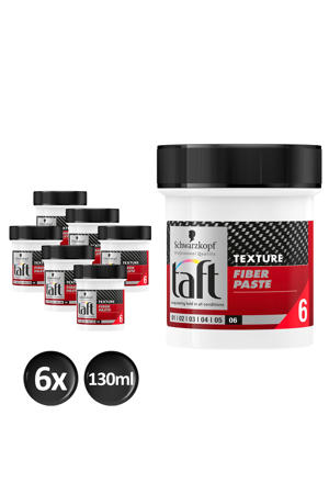 Styling Texture Fibre Paste - 6x 130ml multiverpakking