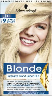 Schwarzkopf Blonde - Intensive Blond Super Plus