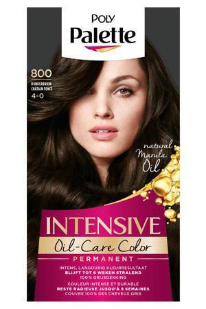 Basic haarkleuring - 800 Donkerbruin