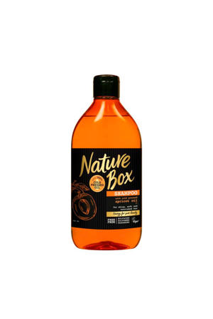 Apricot Shine shampoo - 385 ml