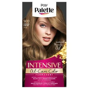 Basic haarkleuring - 500 Donkerblond