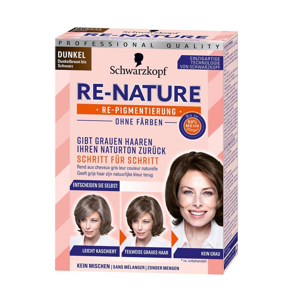 Schwarzkopf Re-Nature Cream Women - Medium Dark, Medium Dark Women