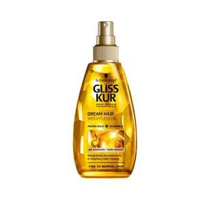 Oil Nutritive Dream Hair Vederlichte Oil - 150 ml