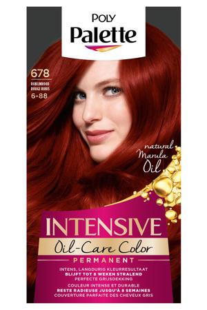 Basic haarkleuring - 678 Robijn Rood