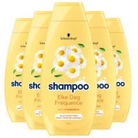 Schwarzkopf Elke Dag shampoo - 5x 400ml multiverpakking