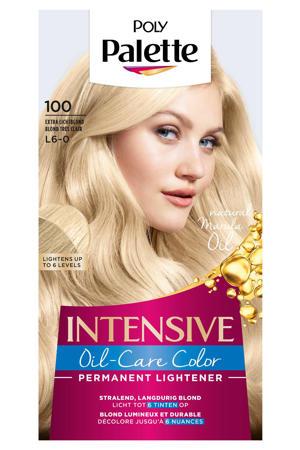 Basic haarkleuring - 100 Extra Licht Blond