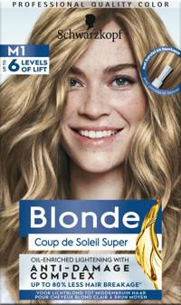 Schwarzkopf Blonde - Coup de soleil Highlights super