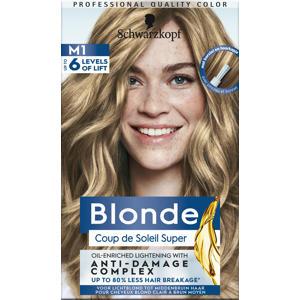Blonde - Coup de soleil Highlights super