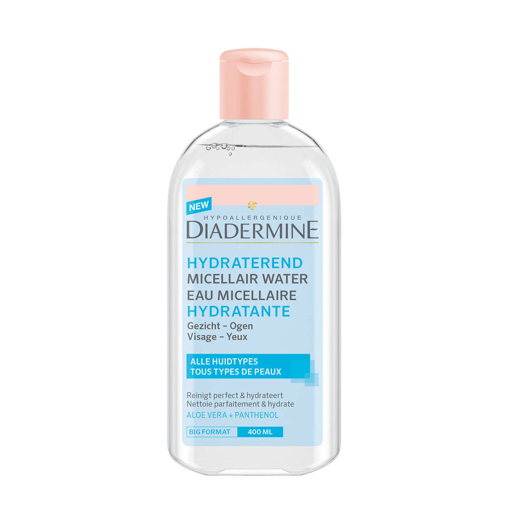 Diadermine Essential Care Hydraterend micellair water - 400 ml