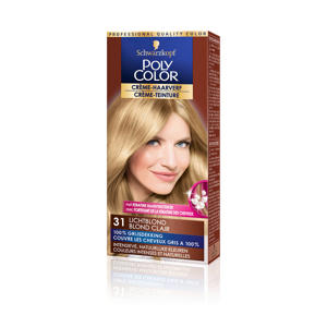 Poly Color Creme haarkleuring - 31 Lichtblond