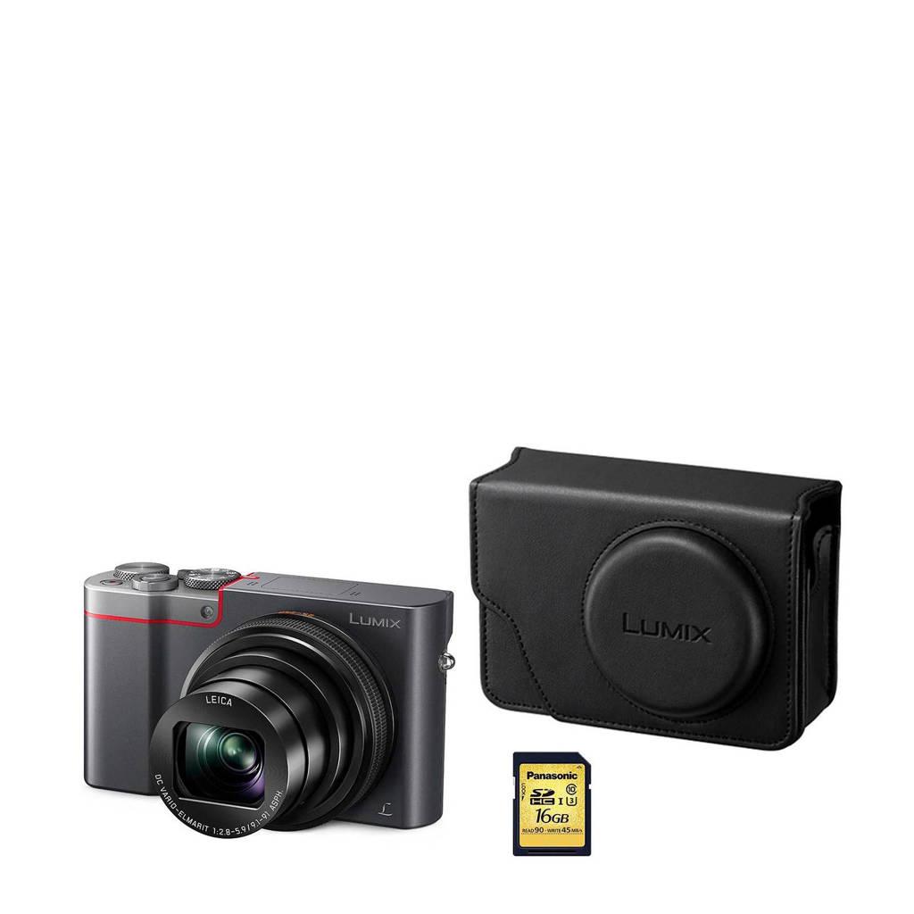 Panasonic DMC-TZ101 compact cameraset