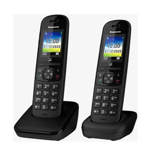 KX-TGH712NLB seniorentelefoon