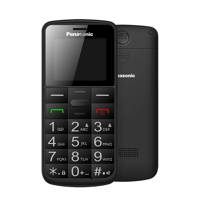 Panasonic KX-TU110 mobiele telefoon, Zwart