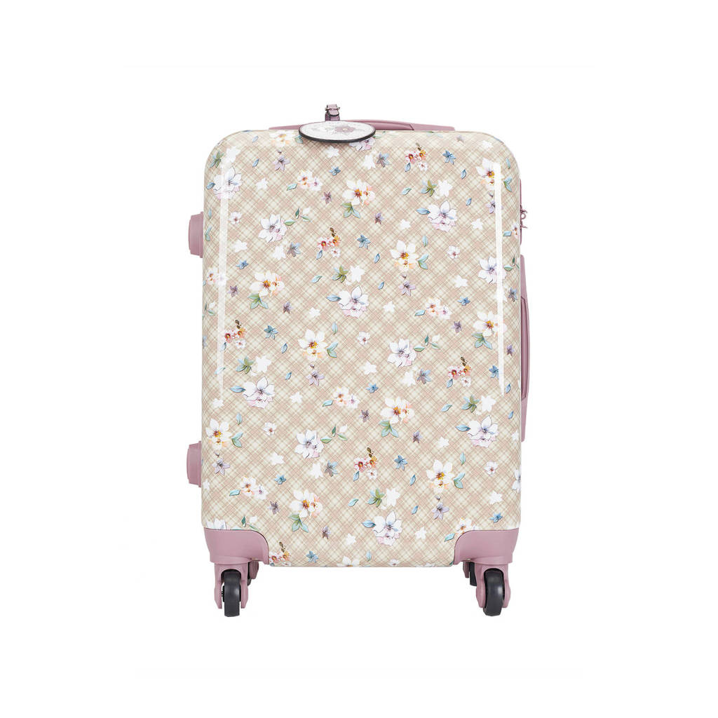 Parfois  trolley taupe, Taupe