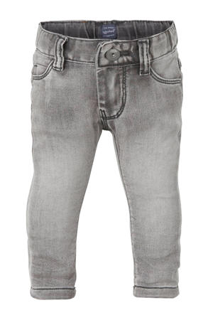 slim fit jog denim Baboon grijs