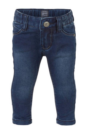 slim fit jog denim Baboon donkerblauw