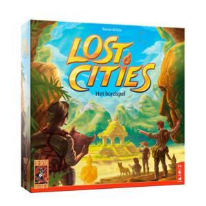 Lost Cities: Het Bordspel kaartspel