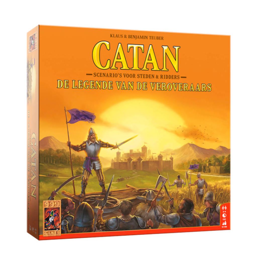 999 Games Catan: De legende van de veroveraars bordspel