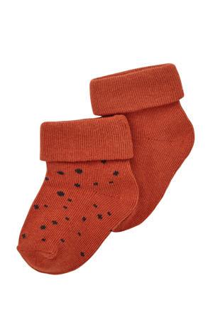newborn baby sokken- set van 2
