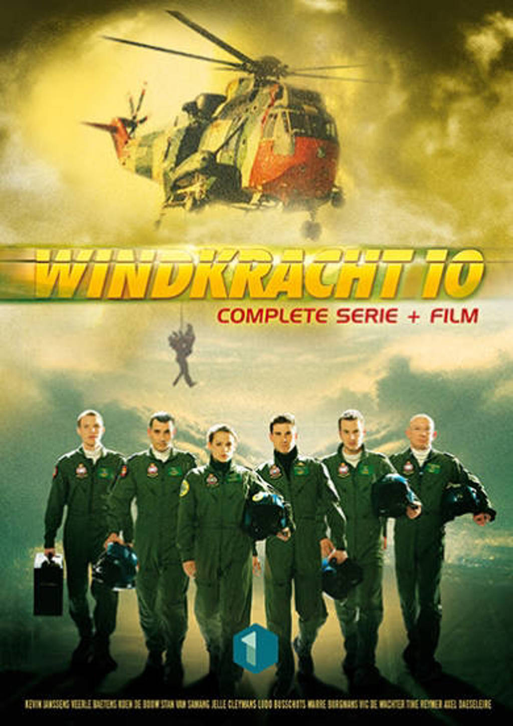 Windkracht 10 - Complete collection (+film) (DVD)