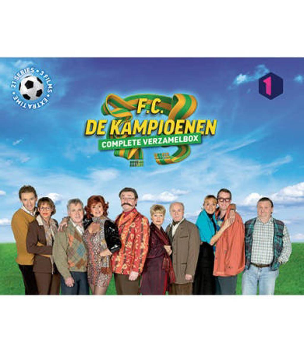 F.C. de kampioenen - Complete collection (+3 films) (DVD)