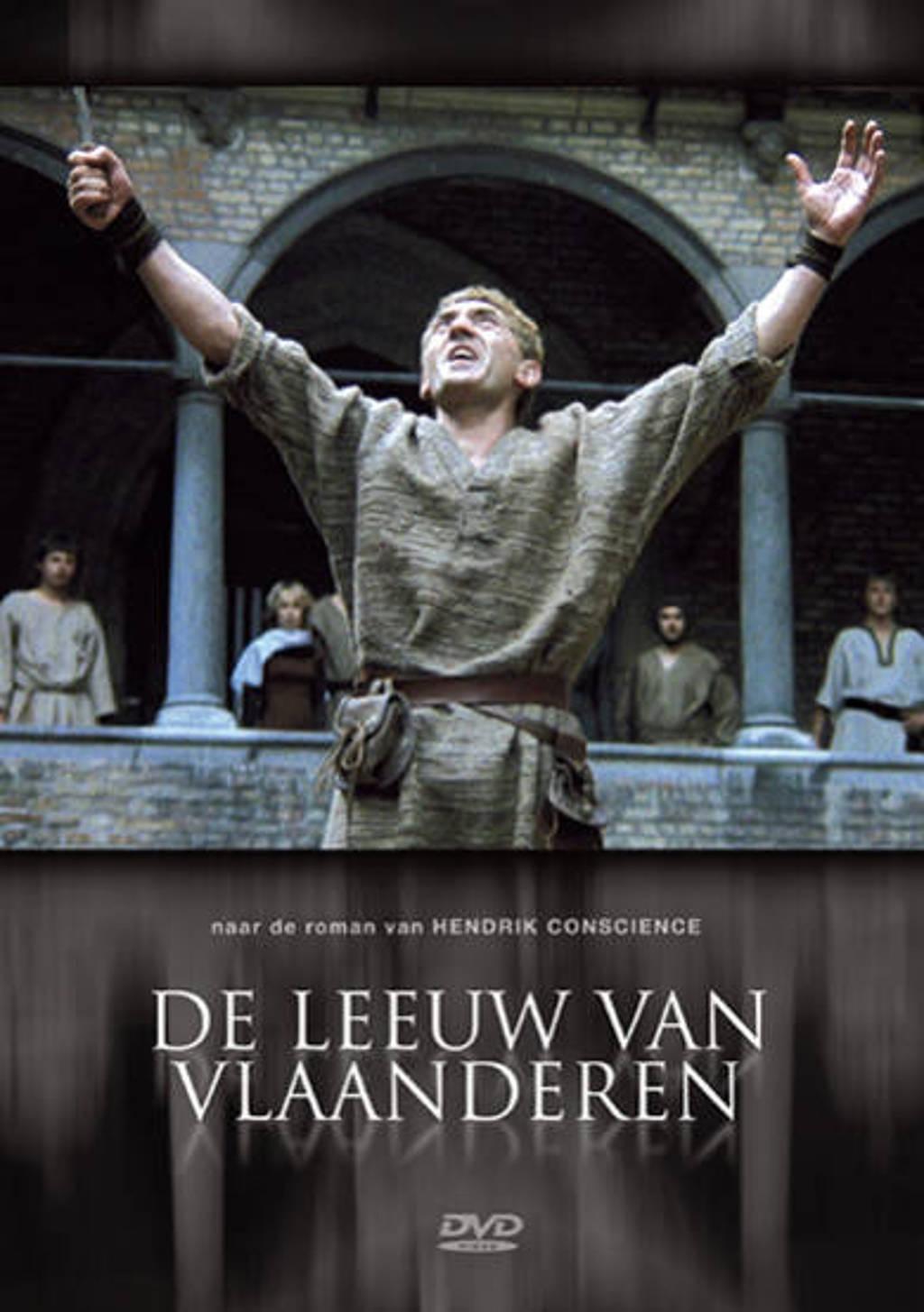 De leeuw van Vlaanderen (DVD)
