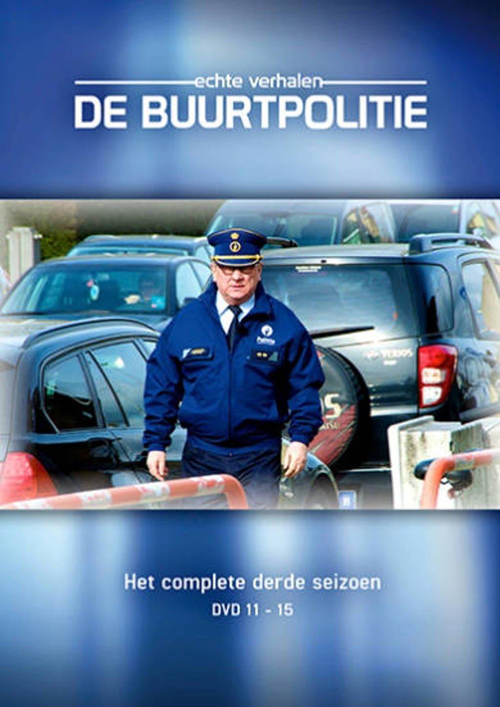 De Buurtpolitie - Seizoen 3 (DVD)