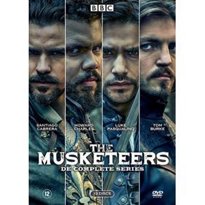 Themusketeers - Complete collection (DVD)