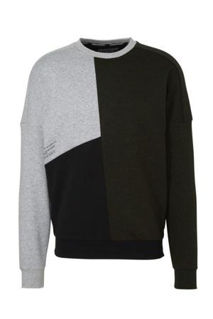 Angelo Litrico sweater grijs