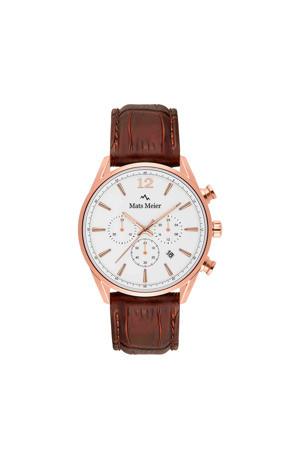 chronograaf MM00107 rosékleur