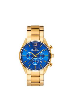 chronograaf MM00111 goudkleur