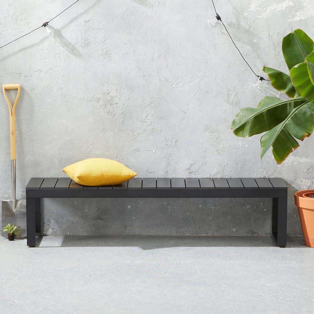 whkmp's own tuinbank Berkeley (180 cm), Zwart