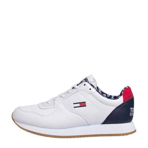 Tommy Jeans sneakers wit