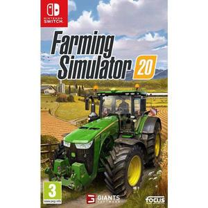 FarmingSimulator 2020 (Nintendo Switch)