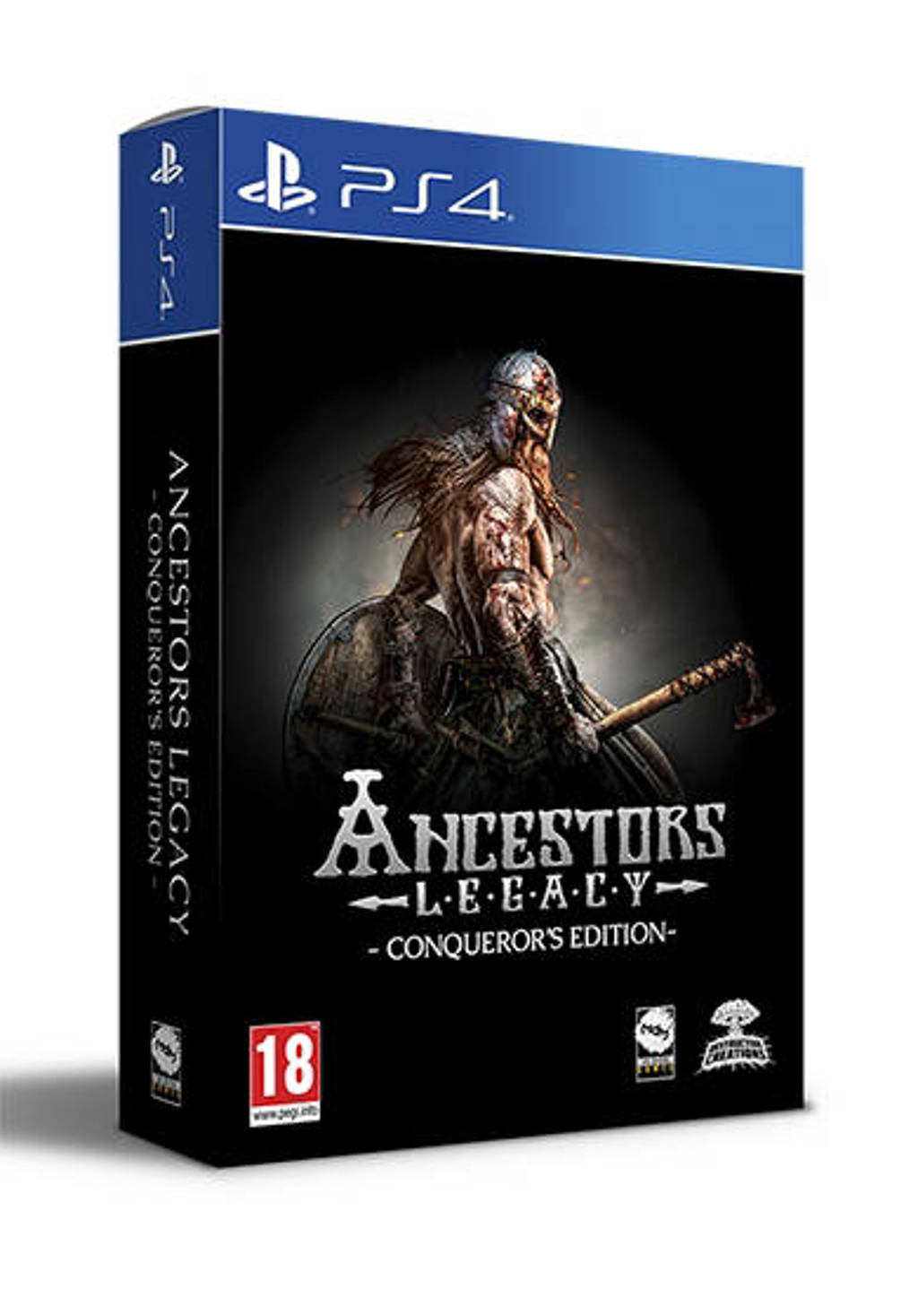 Ancestors Legacy (Conqueror's edition) (PlayStation 4)