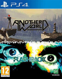 Another world X - Flashback (PlayStation 4)