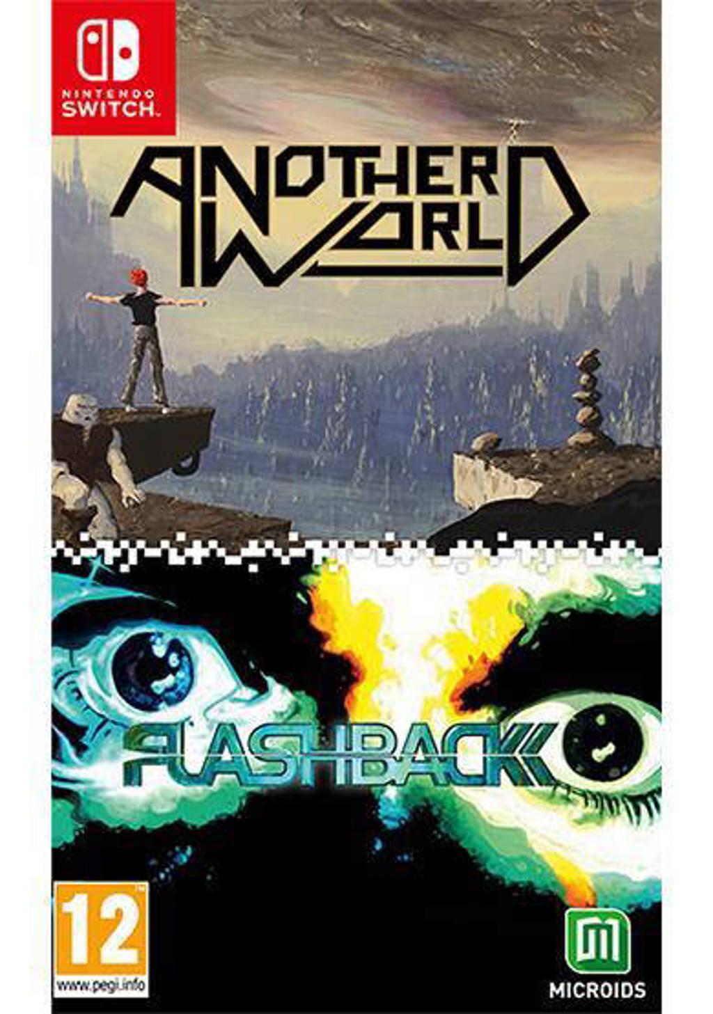 Another world X - Flashback (Nintendo Switch)