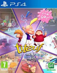 Titeuf - Mega party (PlayStation 4)