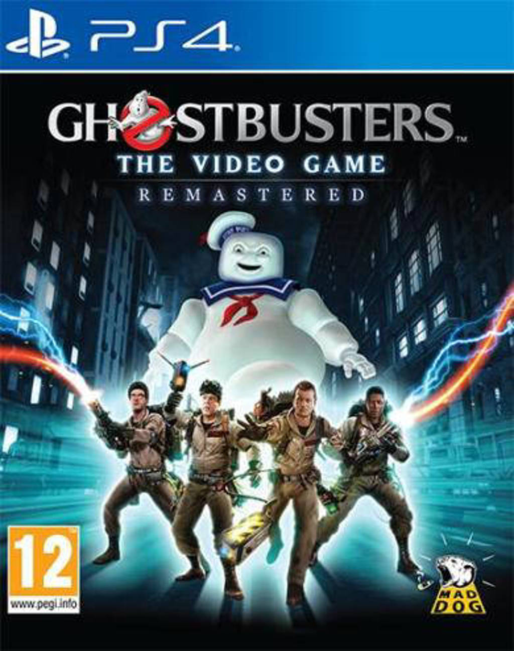 Ghostbusters - Videogame Remastered (PlayStation 4)