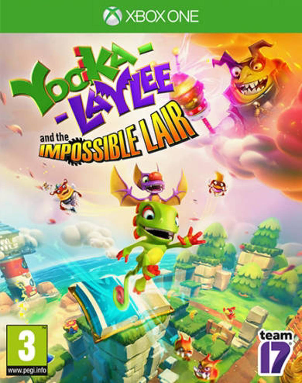 Yooka-Laylee & The Impossible Lair (Xbox One)