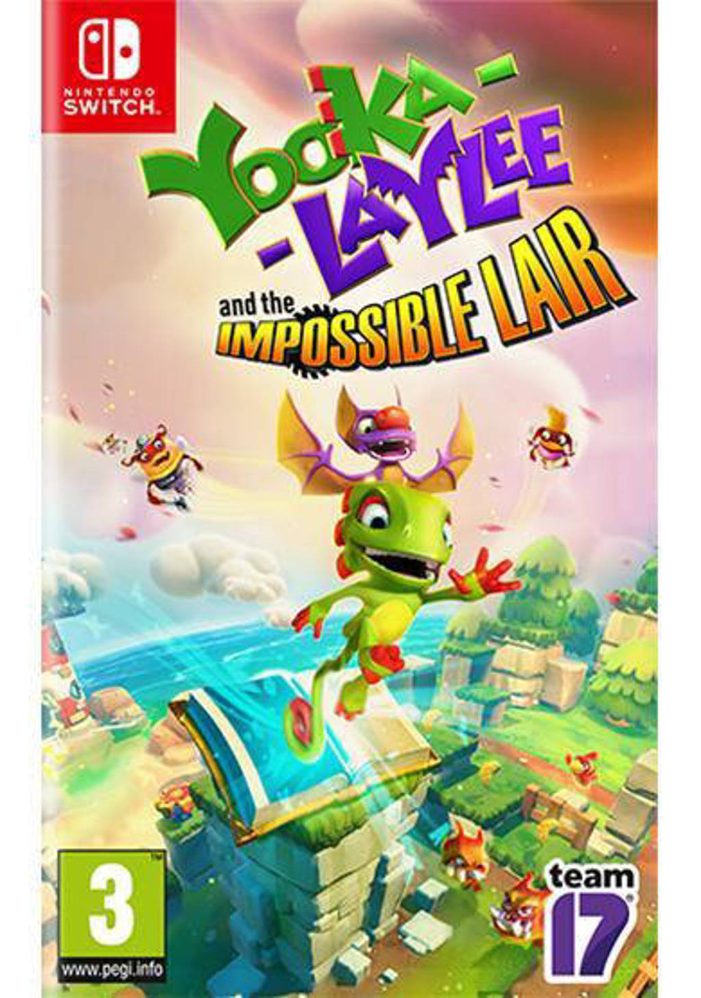 Yooka-Laylee & The Impossible Lair (Nintendo Switch)